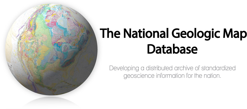USGS National Geologic Map Database Collection - Data.gov